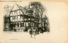 DANEMARK(EXPOSITION 1900 PARIS) - Danemark