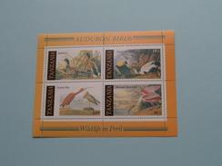 AUDUBON BIRDS - WILDLIFE IN PERIL ( Zie/voir Foto´s Voor/pour Détails ) !! - Tanzanie (1964-...)