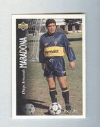 DIEGO MARADONA.....ARGENTINA.. CALCIO..WORLD CUP.....FOOTBALL...SOCCER - Trading Cards