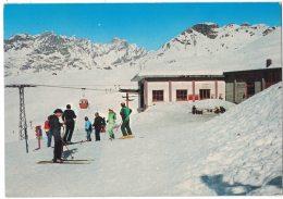 HZ185     Aosta - Valtournenche - Impianti Di Risalita - Aosta