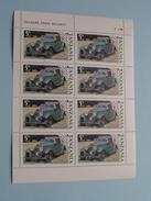 100th Anniversary Of The AUTOMOBILE ( Voir Photo Pour Détails ) !! - Tanzanie (1964-...)
