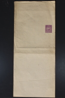New South Wales: Newspaper Wrapper Unused  One Penny - Briefe U. Dokumente