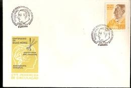 Portugal &  FDC I Centenary Of The Birth Of Professor Egas Moniz, Funchal 1974 (1239) - Celebrità