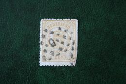 Wapenzegel 2 Cent NVPH 17 (Mi 17) 1869 Gestempeld / Used NEDERLAND / Niederlande