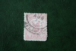 Wapenzegel 1 1/2 Cent NVPH 16 (Mi 16) 1869 Gestempeld / Used NEDERLAND / Niederlande