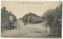 8 Aizenay Route De Challans Edit Poupin Mortagne - Aizenay