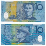 1993 // AUSTRALIA // 10 $ / P0LYMER // UNC - Emissions Gouvernementales Décimales 1966-...