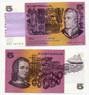1995 // AUSTRALIA //  5 $ // UNC - Emissions Gouvernementales Décimales 1966-...