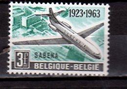 1963 Belgium / Belgien - 40 Years Of SABENA Air Company - 1 V MNH**
