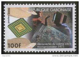 Micro Processor / Microprocessor Is Developed In 1971, Computer, Information Technology, Telecom, MNH Gabon