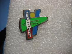 Pin's De La Gendarmerie De La Commune De La MOTTE SERVOLEX (Dept 73) - Police