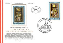 1000-TT Des Heiligen Gebhard
