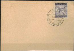 DEUTSCHES REICH 1943 - Beleg Mit Sonderstempel  MiNr: 857 - Allemagne