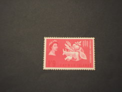 CAYMAN - 1963 FAME - NUOVO(++) - Cayman (Isole)