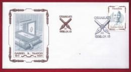 NAMIBIA, 1998, First Day Cover, Stamps, Taapopi,  Michel 2-33, F3905