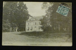35, LOHEAC, LE ROCHER, 1906 - Other Municipalities