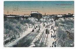 LET-20   RIGA : Alexander-Boulevard - Letonia