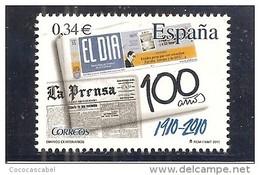 España/Spain-(MNH/**) - Edifil 4604 - Yvert 4256 - 1931-Hoy: 2ª República - ... Juan Carlos I