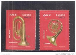 España/Spain-(MNH/**) - Edifil 4576-77 - Yvert 4223, 4249 - 1931-Hoy: 2ª República - ... Juan Carlos I
