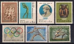 Greece 1968 - Greek Sports Events