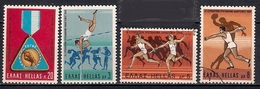 Greece 1969 -  The 9th European Athletics Championship
