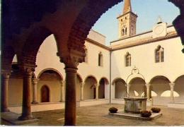 Isola Vicentina - Santa Maria Del Cengio - Chiostro - Vicenza - Formato Grande Viaggiata – E1 - Vicenza