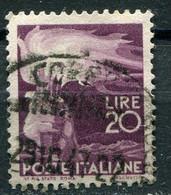 Poste Italiane - La Serie Della Ricostruzione DEMOCRATICA - Filatelia E Storia Postale