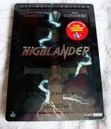 Dvd Zone 2 Highlander (1986) Ultimate Edition Boîtier SteelBook Studio Canal  Vf+Vostfr - Sciences-Fictions Et Fantaisie