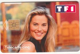 FRANCE - TF1/Sophie Favier, Chip GEM1B, Tirage %5000, 03/95, Used - Francia