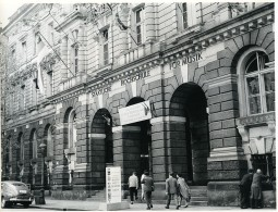 Allemagne Leipzig Ecole Superieure De Musique Hochschule Für Musik Ancienne Photo 1968 - Places