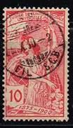 Schweiz 1900, Michel# 72 O