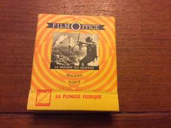 Film 8mm Super 8 Commandent Cousteau  La Plongée Féerique - Other Collections