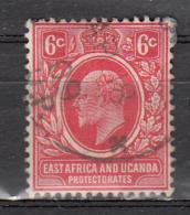 Afrique Orientale Britannique Et Ouganda -  126 Obl. - Kenya, Uganda & Tanganyika