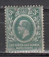 Afrique Orientale Britannique Et Ouganda -  125 Obl. - Kenya, Uganda & Tanganyika