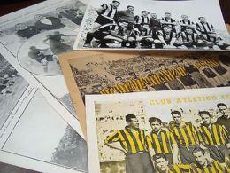 Soccer Football Uruguay Peñarol Club Poster Photos Souvenir Original Ca 1950 - Unclassified