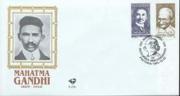 South Africa 1995 - Cover: FDC - Gandhi