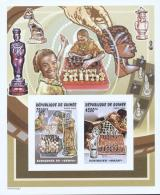 Guinea 2006 - Imperf. MNH - Chess, Scouting