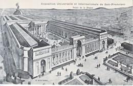 U.S.   PAN  PACIFIC  EXPO.  1915  *  SAN  FRANCISCO  PALAIS  DE LA  FRANCE - Universal Expositions