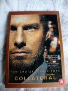 Dvd Zone 2 Collateral (2004) Tom Cruise Édition Spéciale Paramount Vf+Vostfr - Policiers