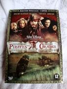 Dvd Zone 2 Pirates Des Caraïbes, Jusqu'au Bout Du Monde (2007) 2 DVD Édition Spéciale Collector Pirates Of The Caribbean - Sciences-Fictions Et Fantaisie