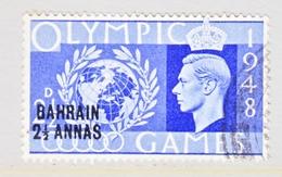 BAHRAIN  64  (o)  OLYMPICS - Bahrain (...-1965)