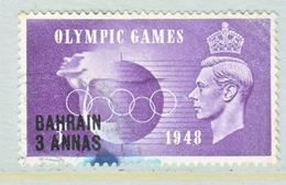 BAHRAIN  65  (o)  OLYMPICS - Bahrain (...-1965)