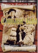 Dvd Zone 2 Capitaine Kidd (1945) Captain Kidd Bach Films Vostfr - Klassiekers