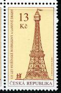 XF0571 Czech Republic 2016 Tower Construction 1v  MNH - Nuovi