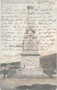 CAHORS - 46 - CPA DOS SIMPLE - Monument Des Mobiles Du Lot - ENCH1612 - - Cahors