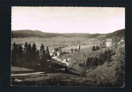 LES FINS  - DOUBS- Vue Gle Sur Le Vallon De MORTEAU- Au Fond CHATELEU -Alt 1303 M-- Recto Verso- PAYPAL SANS FRAIS - Sonstige Gemeinden