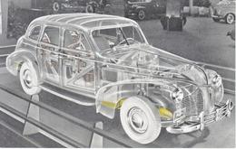 U.S.   CENTURY  OF  PROGRESS  1933  *  GENERAL  MOTORS  TRANSPARENT  CAR - Universal Expositions