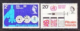 PITCAIRN  ISLANDS  95-6  **  MEDICINE - Medizin