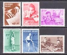 BELGIUM  B 718-23   **   HANDICAPPED  CHILDREN