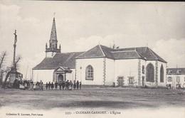 29-----CLOHARS-CARNOET----l'église---voir 2 Scans - Clohars-Carnoët